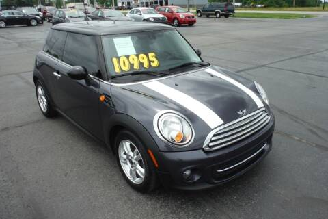 2013 MINI Hardtop for sale at Bryan Auto Depot in Bryan OH