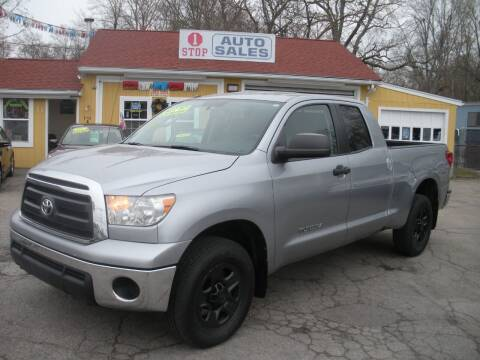 2011 Toyota Tundra for sale at One Stop Auto Sales in North Attleboro MA