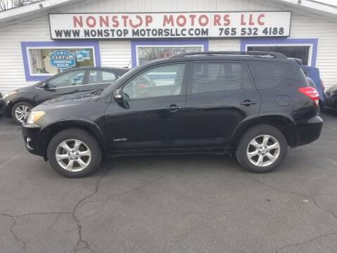 2009 Toyota RAV4 for sale at Nonstop Motors in Indianapolis IN