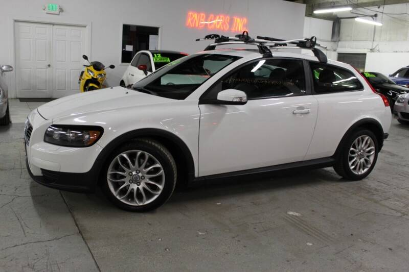 2008 Volvo C30 for sale at R n B Cars Inc. in Denver CO