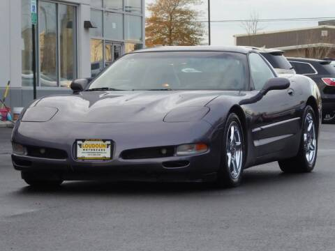 1998 Chevrolet Corvette for sale at Loudoun Motor Cars in Chantilly VA