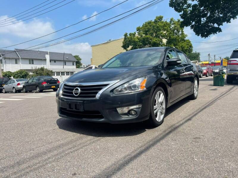 2015 Nissan Altima for sale at Kapos Auto, Inc. in Ridgewood NY