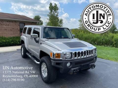 2007 HUMMER H3 for sale at IJN Automotive Group LLC in Reynoldsburg OH