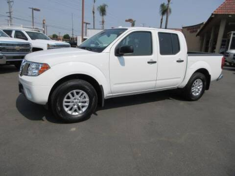 2018 Nissan Frontier for sale at Norco Truck Center in Norco CA