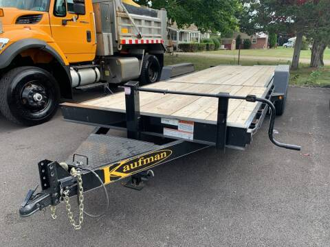 2020 Kaufman Deluxe Equip. Tilt  for sale at Stakes Auto Sales in Fayetteville PA