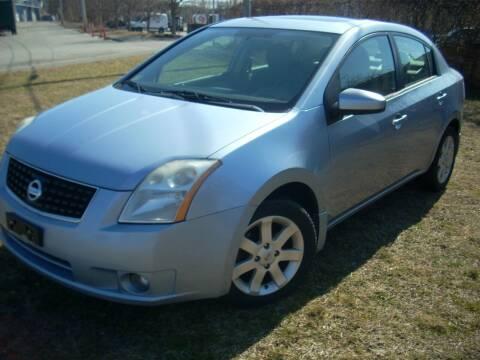 2009 Nissan Sentra for sale at SODA MOTORS AUTO SALES LLC in Newport RI