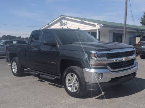 2017 Chevrolet Silverado 1500 for sale at Best Used Cars Inc in Mount Olive NC