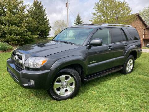 2009 Toyota 4Runner for sale at K2 Autos in Holland MI