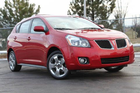 2009 Pontiac Vibe for sale at Dan Paroby Auto Sales in Scranton PA
