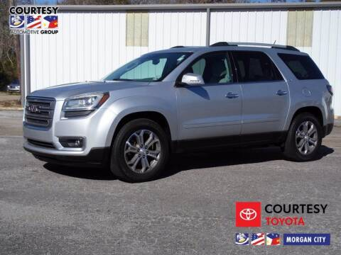 2014 GMC Acadia for sale at Courtesy Toyota & Ford in Morgan City LA