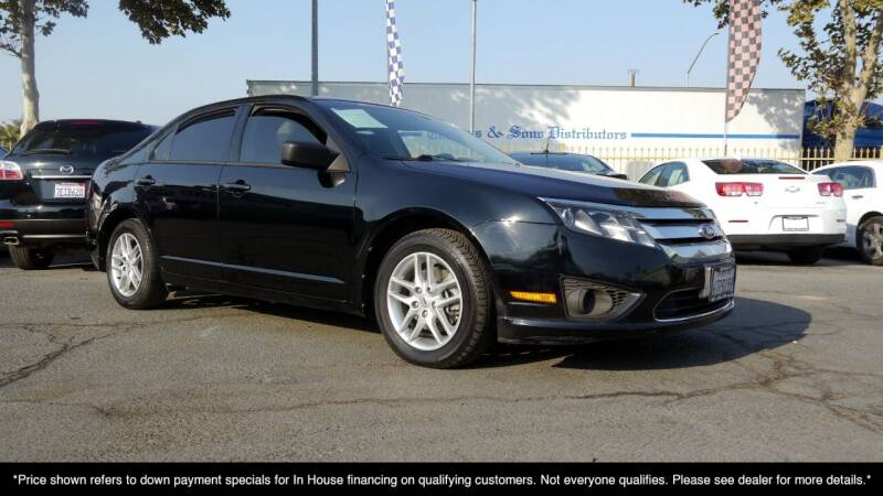 2012 Ford Fusion for sale at Westland Auto Sales on 7th in Fresno CA