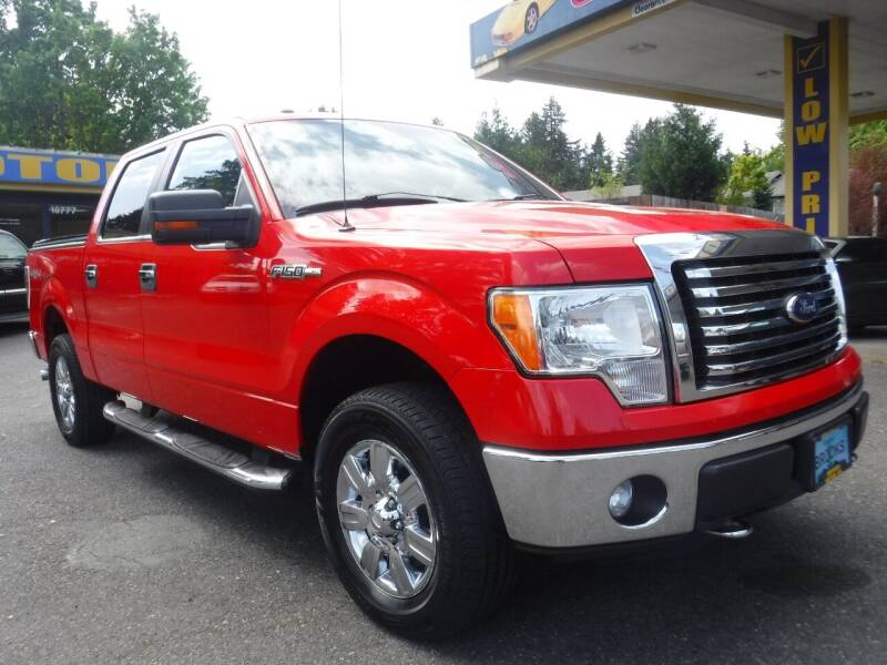 2011 Ford F-150 for sale at Brooks Motor Company, Inc in Milwaukie OR