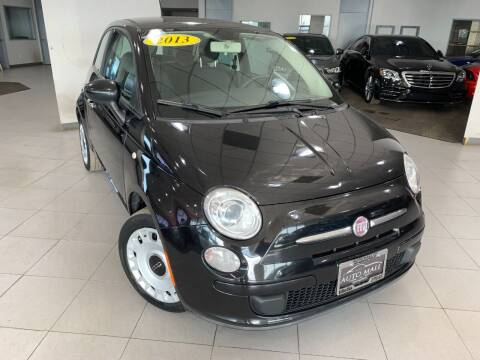 2013 FIAT 500 for sale at Auto Mall of Springfield in Springfield IL