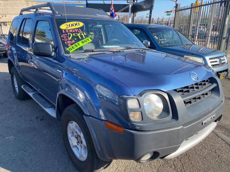 2000 Nissan Xterra for sale at Rallye  Motors inc. in Newark NJ