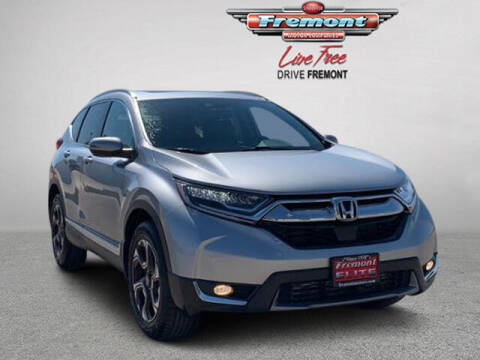 2018 Honda CR-V for sale at Rocky Mountain Commercial Trucks in Casper WY