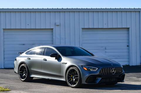 2020 Mercedes-Benz AMG GT for sale at Exquisite Auto in Sarasota FL