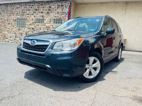 2015 Subaru Forester for sale at Keystone Auto Center LLC in Allentown PA