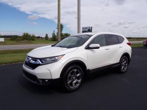 2018 Honda CR-V for sale at Westpark Auto in Lagrange IN