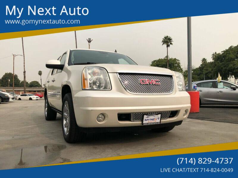 2011 GMC Yukon for sale at My Next Auto in Anaheim CA