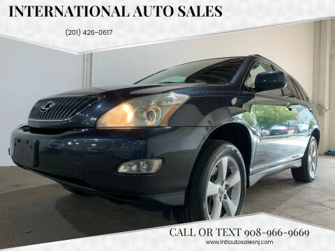 2006 Lexus RX 330 for sale at International Auto Sales in Hasbrouck Heights NJ