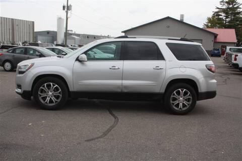 2013 GMC Acadia for sale at SCHMITZ MOTOR CO INC in Perham MN