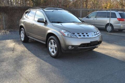 2004 Nissan Murano for sale at Victory Auto Sales in Randleman NC