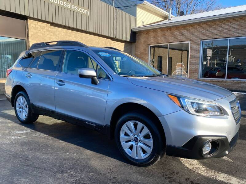 2015 Subaru Outback for sale at C Pizzano Auto Sales in Wyoming PA