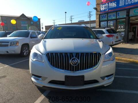 2014 Buick Enclave for sale at West Oak in Chicago IL