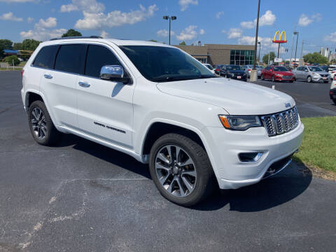 2017 Jeep Grand Cherokee for sale at McCully's Automotive - Trucks & SUV's in Benton KY