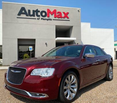 2019 Chrysler 300 for sale at AutoMax of Memphis in Memphis TN