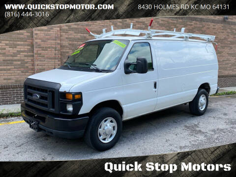 2011 Ford E-Series Cargo for sale at Quick Stop Motors in Kansas City MO