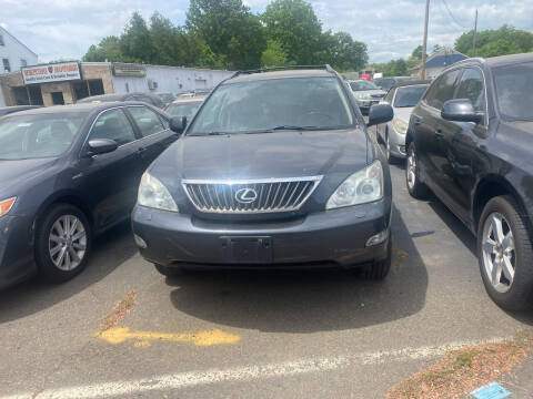 2008 Lexus RX 350 for sale at Whiting Motors in Plainville CT