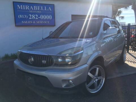 2006 Buick Rendezvous for sale at Mirabella Motors in Tampa FL
