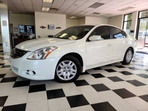 2012 Nissan Altima for sale at Cool Rides of Colorado Springs in Colorado Springs CO