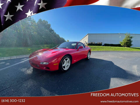 1993 Mazda RX-7 for sale at Freedom Automotives in Grove City OH