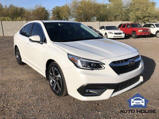 2020 Subaru Legacy for sale at Auto House Phoenix in Peoria AZ