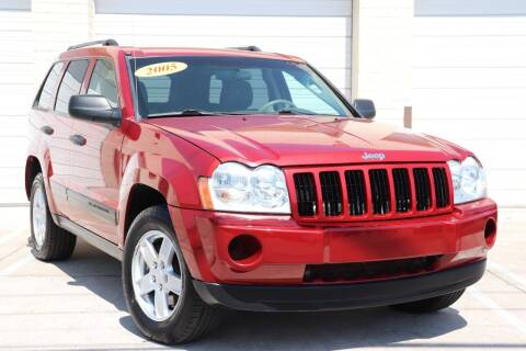 2005 Jeep Grand Cherokee for sale at MG Motors in Tucson AZ