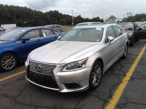 2014 Lexus LS 460 for sale at Star Auto Sales in Richmond VA