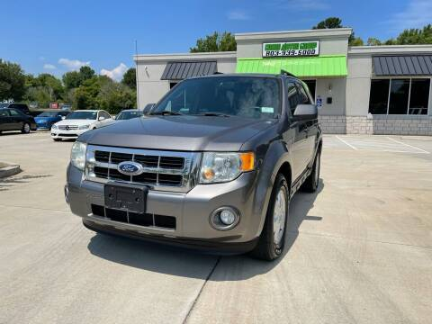 2010 Ford Escape for sale at Cross Motor Group in Rock Hill SC