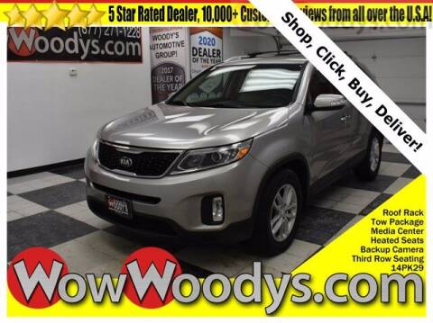2014 Kia Sorento for sale at WOODY'S AUTOMOTIVE GROUP in Chillicothe MO