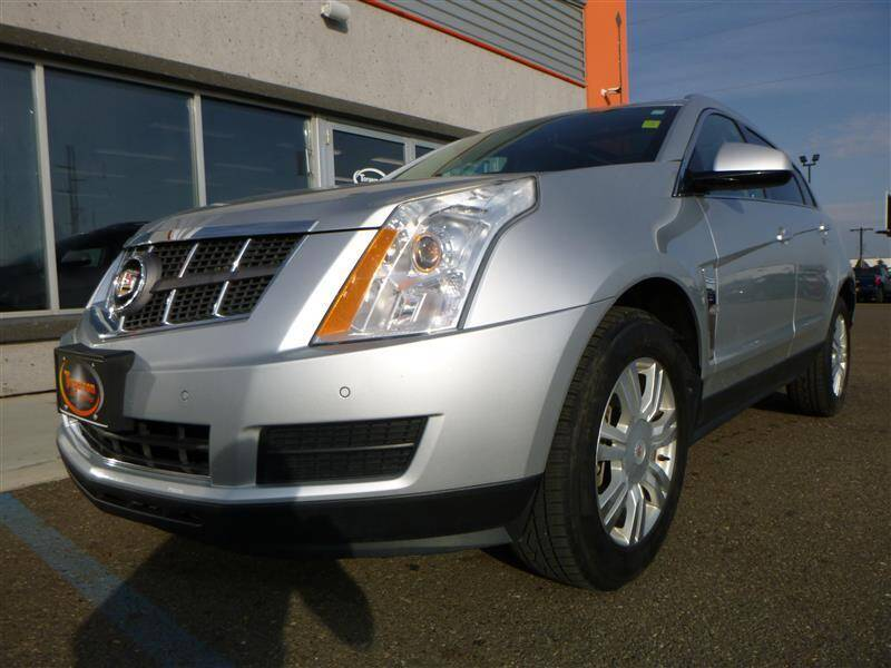 2010 Cadillac SRX for sale at Torgerson Auto Center in Bismarck ND