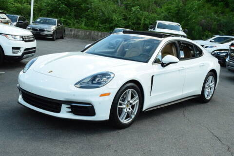 2018 Porsche Panamera for sale at Automall Collection in Peabody MA
