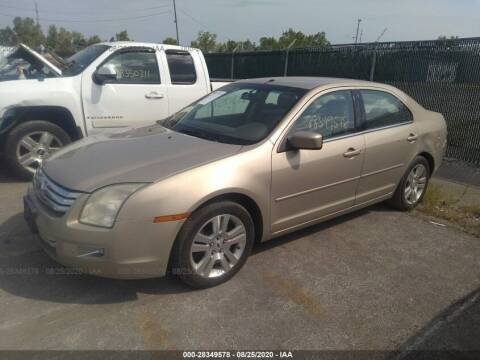 2007 Ford Fusion for sale at Yousif & Sons Used Auto in Detroit MI