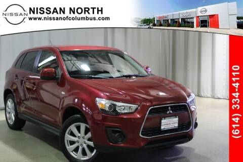 2015 Mitsubishi Outlander Sport for sale at Auto Center of Columbus in Columbus OH