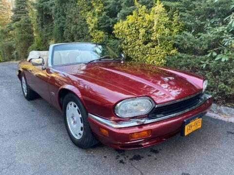 1996 Jaguar XJS for sale at Classic Car Deals in Cadillac MI