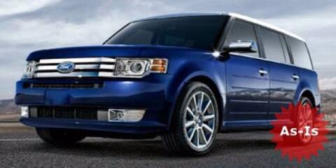 2011 Ford Flex for sale at Stephen Wade Pre-Owned Supercenter in Saint George UT