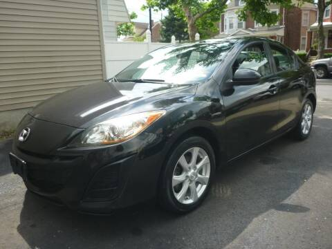 2011 Mazda MAZDA3 for sale at Pinto Automotive Group in Trenton NJ