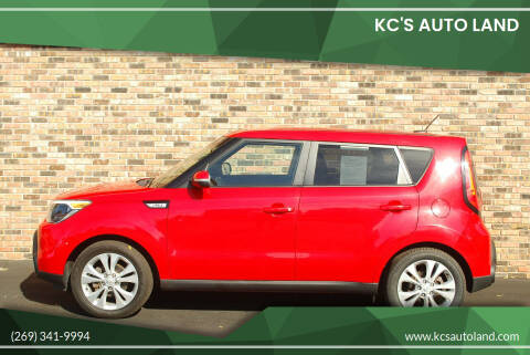 2014 Kia Soul for sale at KC'S Auto Land in Kalamazoo MI