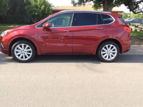 2018 Buick Envision for sale at Auto Brokers in Sheridan CO