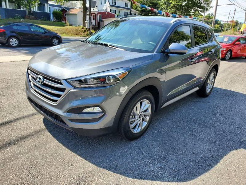 2018 Hyundai Tucson for sale at King Auto Sales in Leominster MA